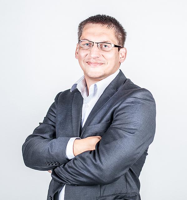 Prezes Zarządu Piotr Żółty