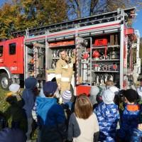 Staż Pożarna w Serduszku